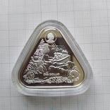 1 доллар 2020 г Австралия 3 монета в серии, фото №3