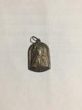 Серебряная ладанка, фото №2