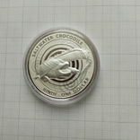 1 доллар 2013 г Австралия, фото №2