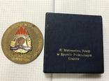 Медаль 11 игры польских пожарных, фото №2