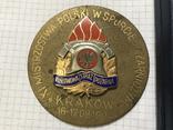 Медаль 11 игры польских пожарных, фото №3