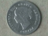Канада 5 центов 1899г. Серебро.Королева Виктория., фото №2