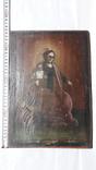Икона Божьей Матери с Иисусом.( сюжетная), фото №13