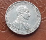 5 марок 1914 Пруссия, фото №2