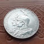 Німецька імперія5марок,1901 р 200-та річниця - Королівство Пруссія Пруссия, фото №4