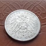 Німецька імперія5марок,1901 р 200-та річниця - Королівство Пруссія Пруссия, фото №7