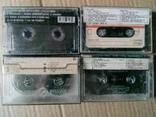 4 кассеты (офспринг 2шт,губин,сборник ), фото №3