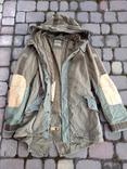 Військовий водонепроникний польовий плащ., фото №2