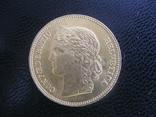 20 франков 1896 год Швейцария, фото №2