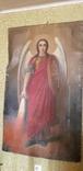 Храмовая большая икона 1800 года, фото №2