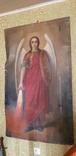 Храмовая большая икона 1800 года, фото №5