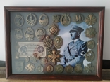 Коллаж с Германских наград. Копии., фото №2