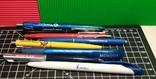 Ручки с названием фирм, фото №2