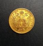 1 дукат 1915 року Австрія, 3,49 грам 986`, фото №6