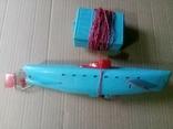 Подводная лодка на управлении СССР, фото №2