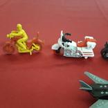 Игрушечный транспорт мотоциклы, фото №4