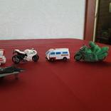 Игрушечный транспорт мотоциклы, фото №6