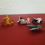 Игрушечный транспорт мотоциклы, фото №7