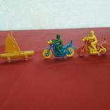 Игрушечный транспорт мотоциклы, фото №8