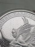 Победа Гармония Достоинства Королевы серебро 999 унция Первая в серии Виктория чудовища, фото №8