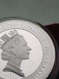 Победа Гармония Достоинства Королевы серебро 999 унция Первая в серии Виктория чудовища, фото №10