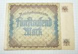 5000 марок 1922. Германия. Веймарская республика, фото №3