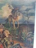 Картина. Копия, фото №4