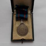 Египет. Медаль за военную службу. В родной коробке., фото №4