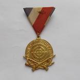Сербия. Первая мировая война. Медаль. Отличному стрелку., фото №2