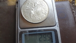 2 доллара 1971 Багамы серебро (Ю.4.4)~, фото №7
