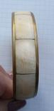 Браслет латунный со вставками перламутра., фото №4