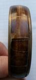 Браслет Бронзовый со вставками кости, фото №6