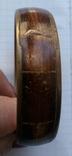 Браслет Бронзовый со вставками кости, фото №8