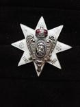 Полковой знак 5-ого гренадерского киевского полка, копия, фото №2