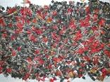 Транзисторы 814 ,940 , блошки, позолота, фото №7