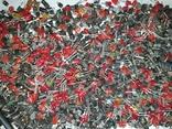Транзисторы 814 ,940 , блошки, позолота, фото №9