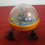 Луноход игрушка СССР, железный локатор, фото №7
