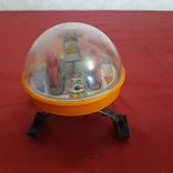 Луноход игрушка СССР, железный локатор, фото №8