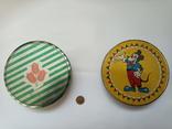 Коробки, банки от конфет ломпасье СССР, фото №3