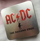 Тираж 1000 шт. 2 Унции The Razors Edge AC/DC Острова Кука 2019 г., фото №10