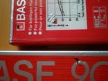Аудиокассеты BASF 90 LH extra1. W. Germany., фото №11