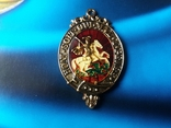 Муляжи Ордена Подвязки и Ордена Христа+ журналы, фото №3