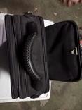 Сумка чемодан дипломат мужской портфель, фото №7