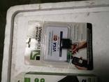 Новая батарея и флеш флешка карта памяти, фото №5
