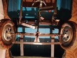 Педальная машинка Львовянка. лот 5. Рожденный в СССР, фото №8