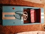Педальная машинка Львовянка. лот 5. Рожденный в СССР, фото №12