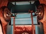 Педальная машинка Львовянка. лот 5. Рожденный в СССР, фото №13