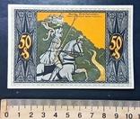 Германия-нотгельд 50 пфенниг 1921 Бланкенбург,Blankenburg,Т73, фото №3