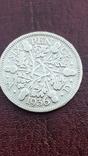 6 пенсов 1936г.Великобритания, фото №2