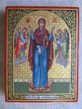 Икона Богородицы Нерушимая Стена, фото №2